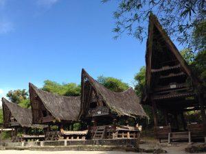 Ancient Batak Village