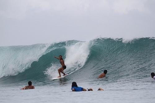 Sipora Island Surfing