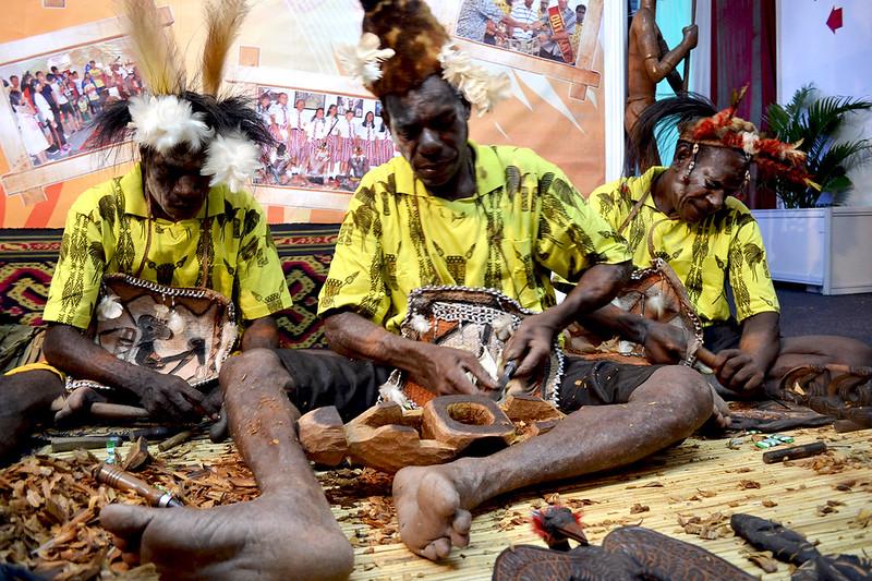 asmat tribes