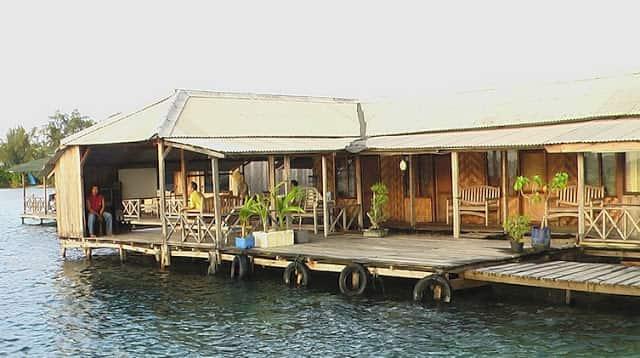 Karimunjawa Accommodation