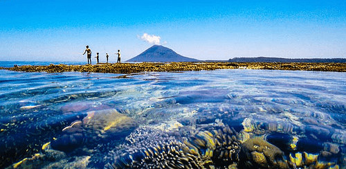 Bunaken Marine National Park