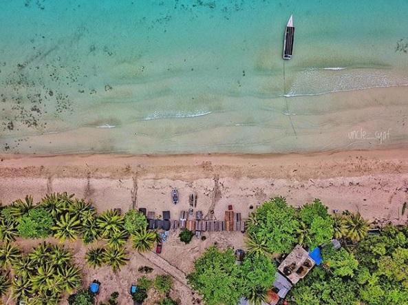 Nirwana Beach