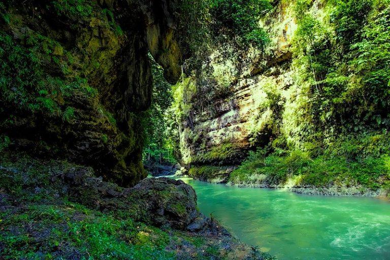 Pangandaran Green Canyon