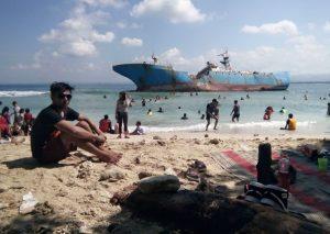 Pangandaran Beach White Sand