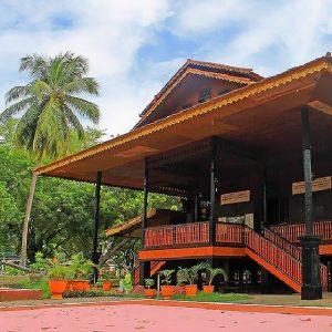 Gorontalo Traditional House