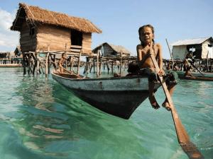 bajo tribe village