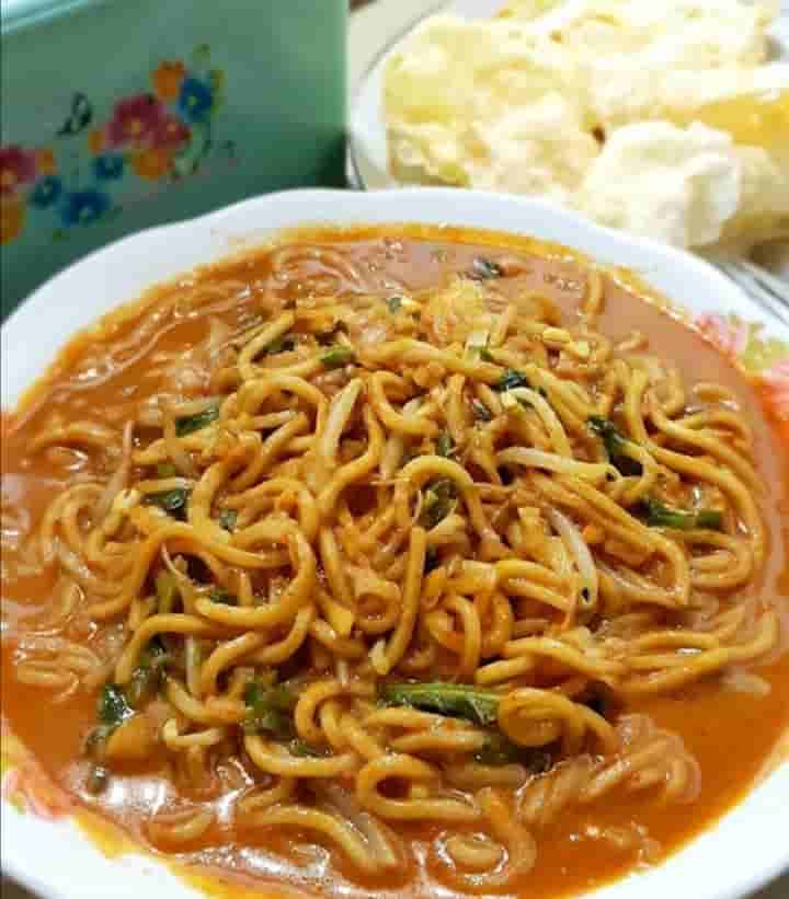 spicy food indonesia