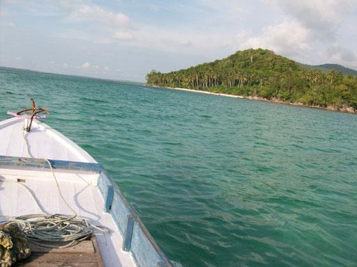 Tanjung Gelam Island